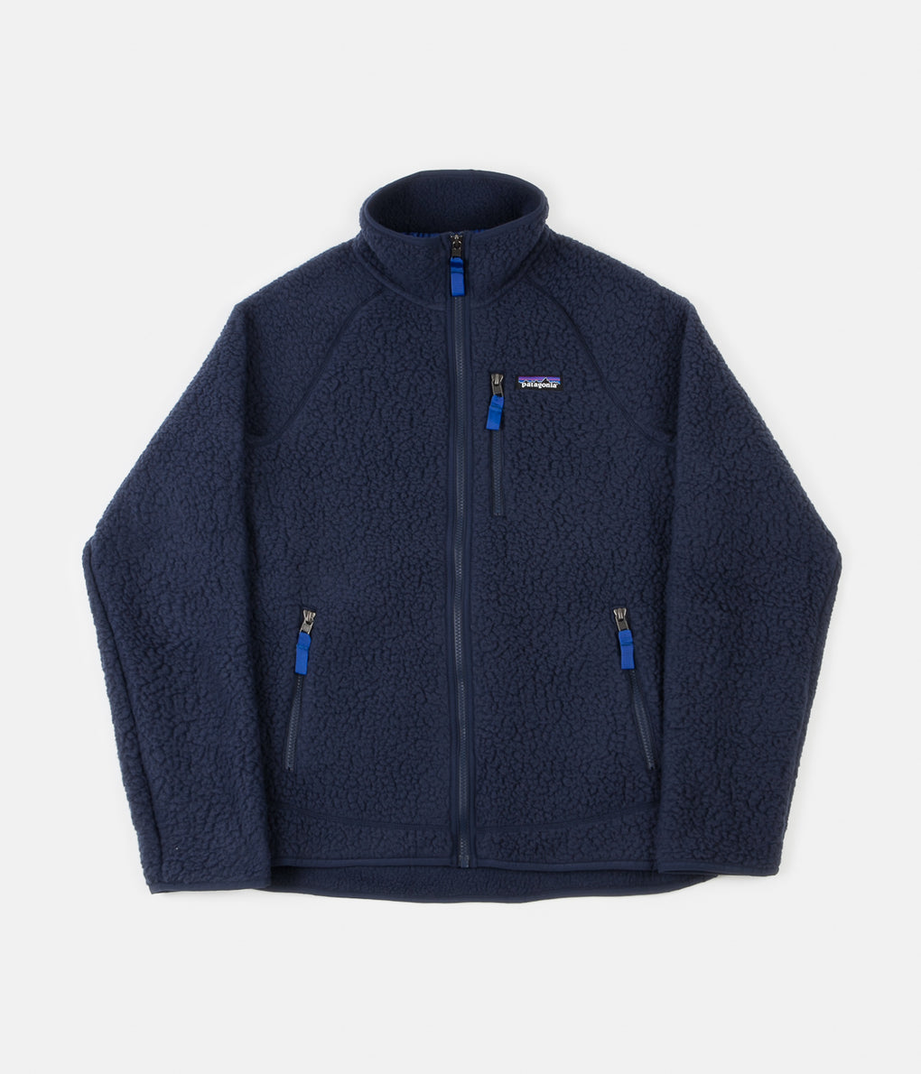 Patagonia Retro Pile Fleece Jacket - Neo Navy