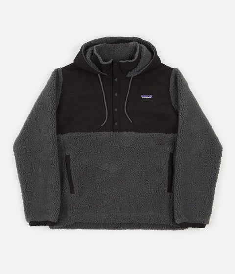 Patagonia Shelled Retro-X Pullover Jacket - Forge Grey