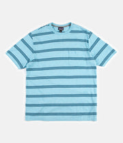 Patagonia Squeaky Clean Pocket T-Shirt - Branch Creek / Blue