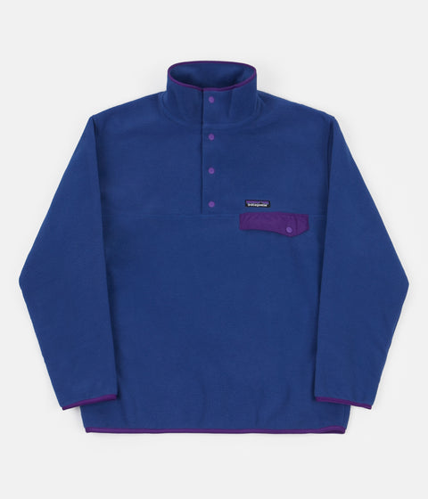 Patagonia Synchilla Snap-T Pullover Fleece - Superior Blue