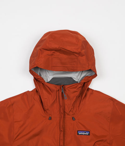 Patagonia Torrentshell Pullover Jacket - Copper Ore
