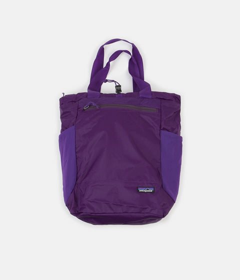Patagonia Ultralight Black Hole Tote Pack - Purple