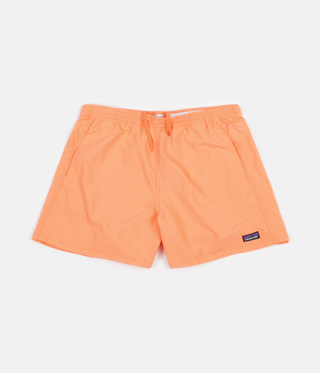 Patagonia Womens Baggies Shorts - Peach Sherbet