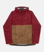 Image for Patagonia Torrentshell Jacket - Oxide Red