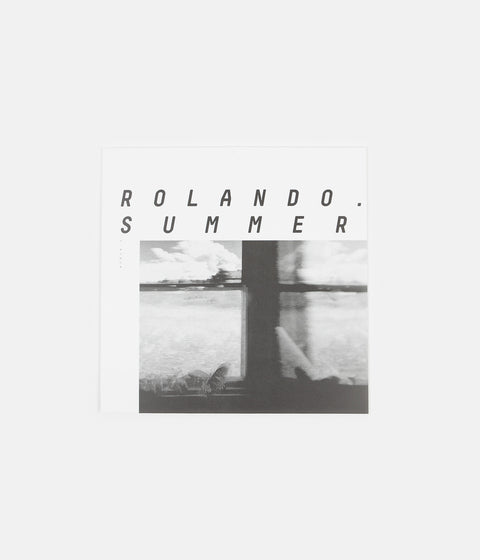 Rolando Simmons - Summer Diary Two - 12 inch