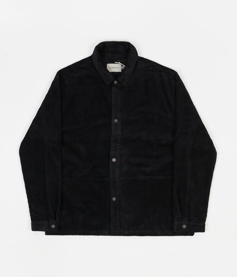 Satta Allotment Cord Jacket - Black