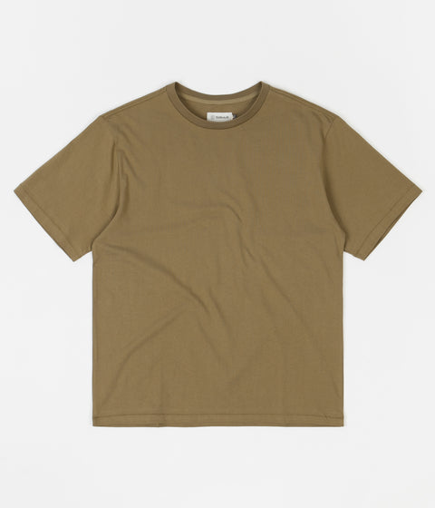 Satta Organic Cotton T-Shirt - Olive