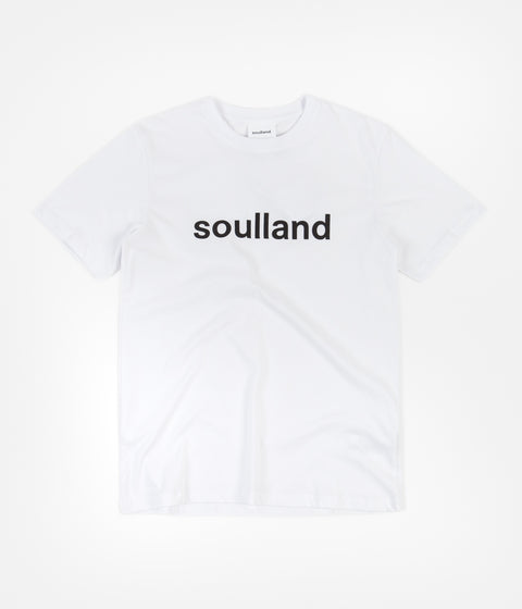 Soulland Chuck T-Shirt - White