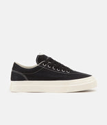 Image for Stepney Workers Club Dellow Canvas Shoes - Black