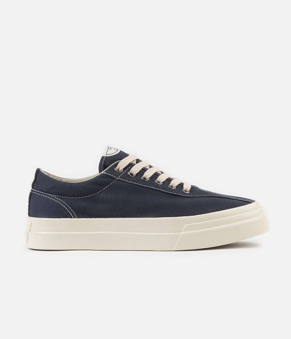 Stepney Workers Club Dellow Canvas Shoes - Petrol