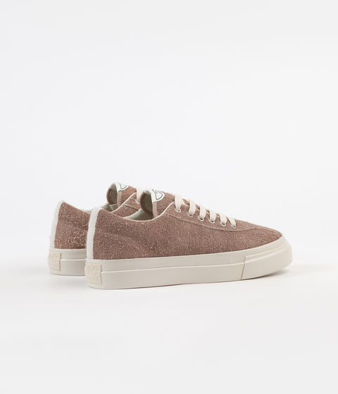 Stepney Workers Club Dellow Hairy Suede Shoes - Sand