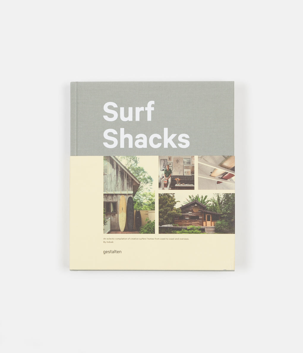 Gestalten Surf Shacks Book - Hardback