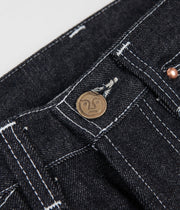 Tender Type 132 Wide Jeans - Unborn Heavyweight Selvedge Denim