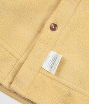 Tender Type 456  Janus Shirt - Iron Rust Cotton Molleton