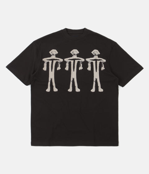 The Trilogy Tapes Dogu T-Shirt - Black