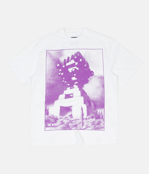 The Trilogy Tapes Fek Wah T-Shirt - White