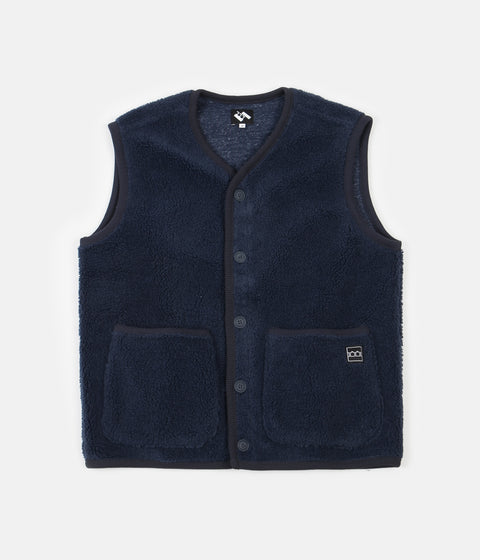 The Trilogy Tapes Gilet - Navy