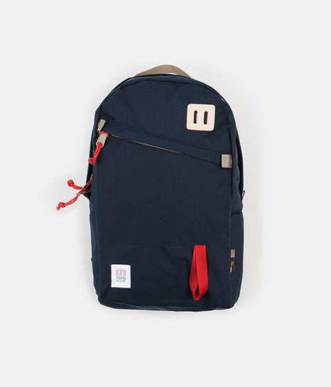 Topo Designs Daypack Backpack - Navy