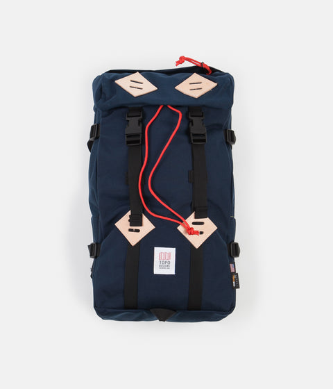 Topo Designs Klettersack Backpack - Navy