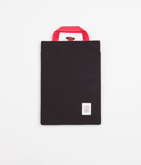 Topo Designs Laptop Sleeve - Black