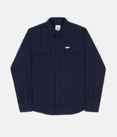 Topo Designs Mountain Shirt - Navy