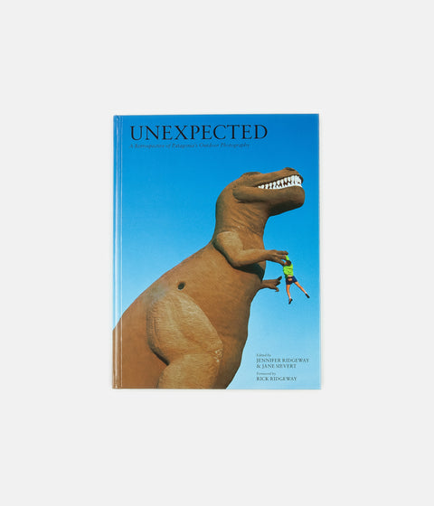 Unexpected: 30 years of Patagonia Photography (Hardcover) - Compiled by Jane Sievert and Jennifer Ridgeway