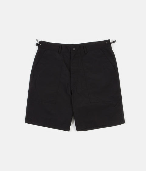 "Uniform Bridge 7"" Shorts - Black"