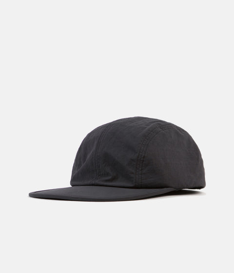 Uniform Bridge Camp Cap - Black