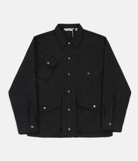Uniform Bridge Canadian Fatigue Jacket - Black