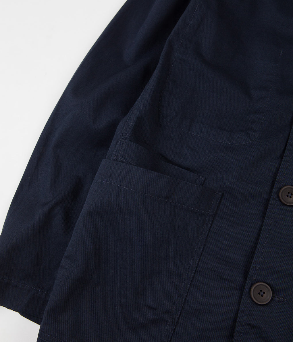 Universal Works Bakers Jacket - Navy