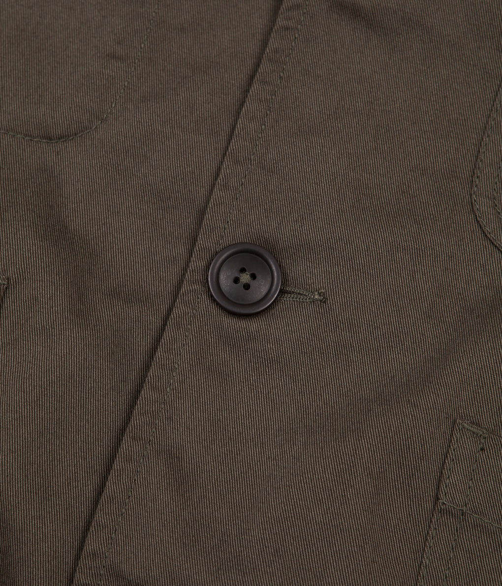 Universal Works Bakers Jacket - Olive