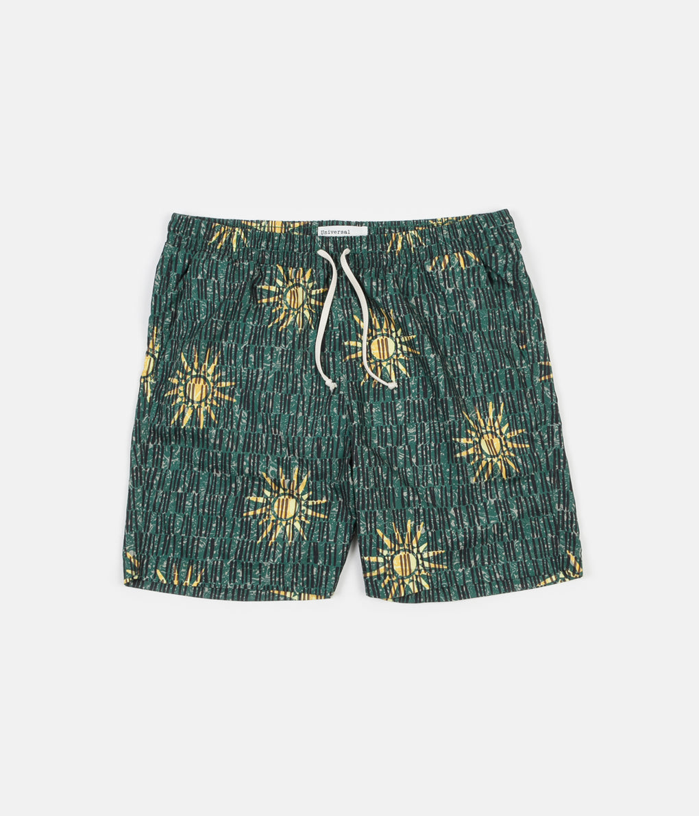 Universal Works Beach Shorts - Sun