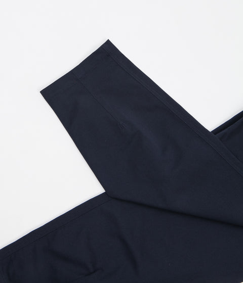 Universal Works Fatigue Trousers - Navy