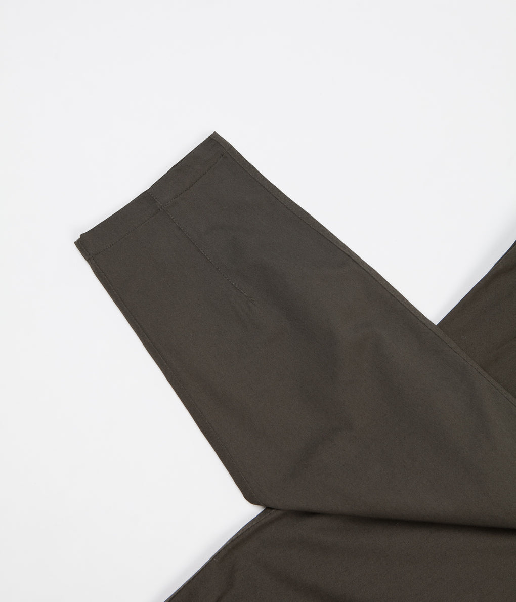 Universal Works Fatigue Trousers - Olive