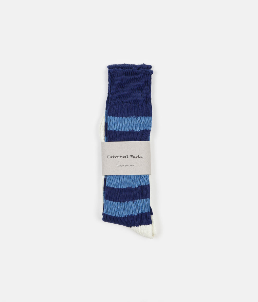 Universal Works Games Socks - Ecru