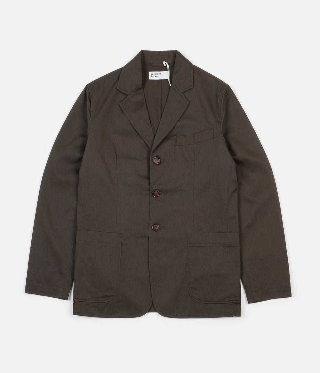 Universal Works London Jacket - Olive