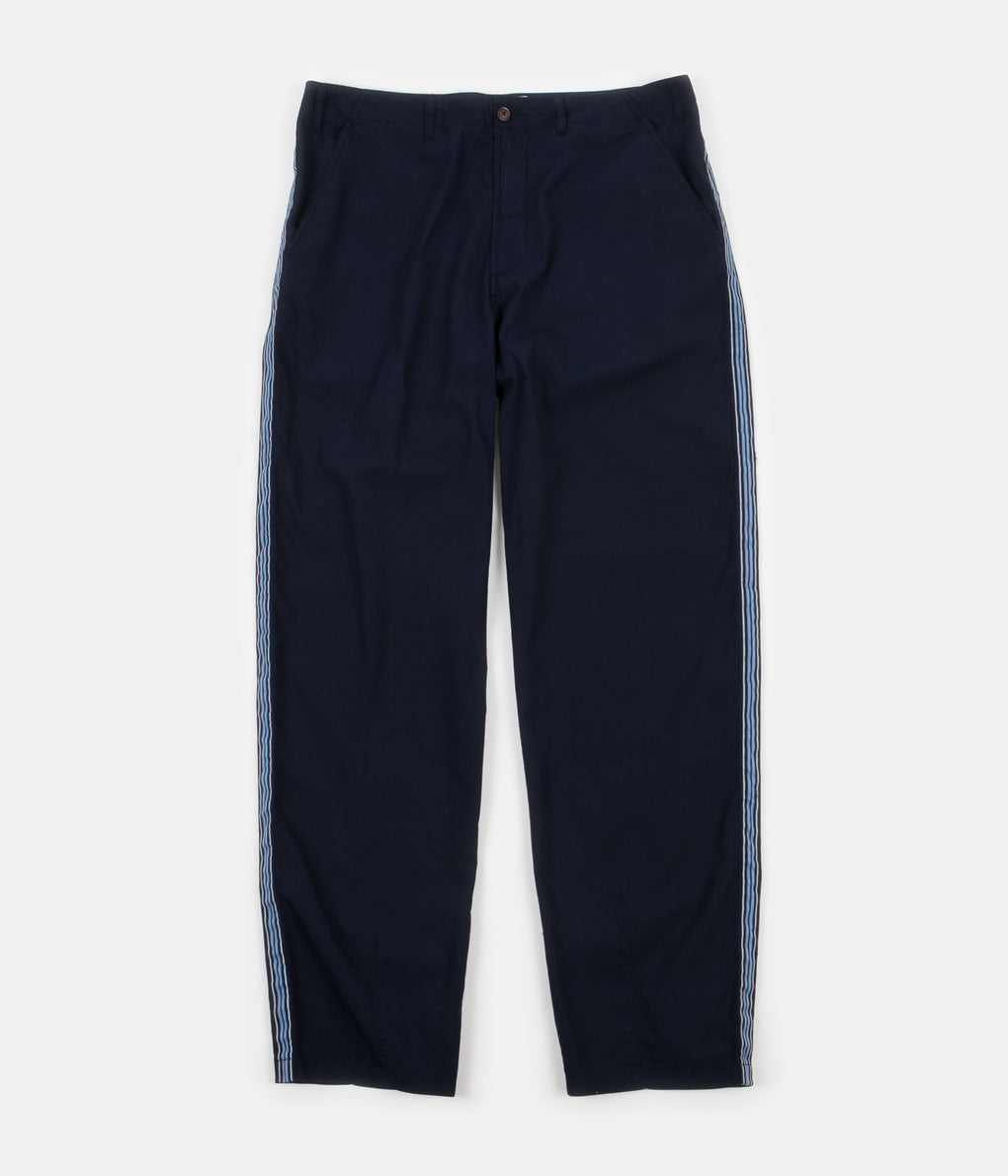 Universal Works Loose Trousers - Navy