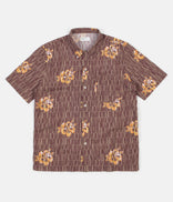 Image for Universal Works Road Shirt - Flower