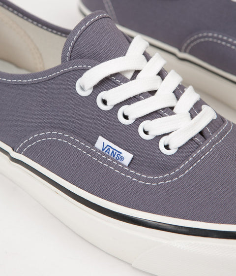 Vans Authentic 44 DX Anaheim Factory Shoes - OG Dark Grey