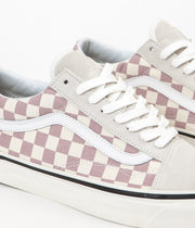 Vans Old Skool 36 DX Anaheim Factory Shoes - OG Mauve / Check