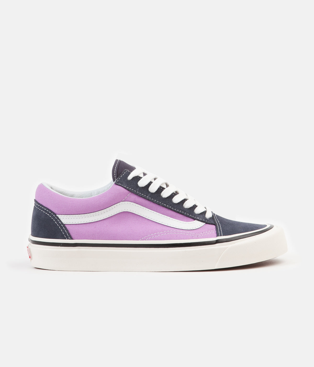 4ba0c74094 ... Vans Old Skool 36 DX Anaheim Factory Shoes - OG Navy   OG Lilac ...