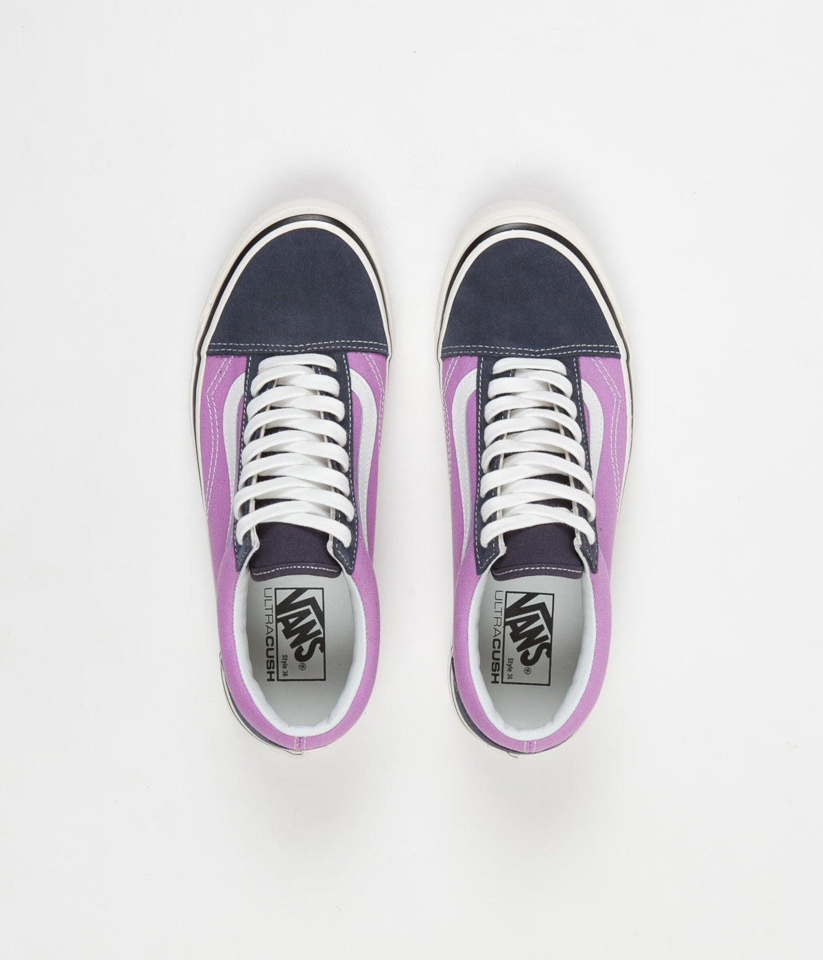 Vans Navy 36 Shoes Lilac Factory Old Dx Skool Og Anaheim wfTxCw