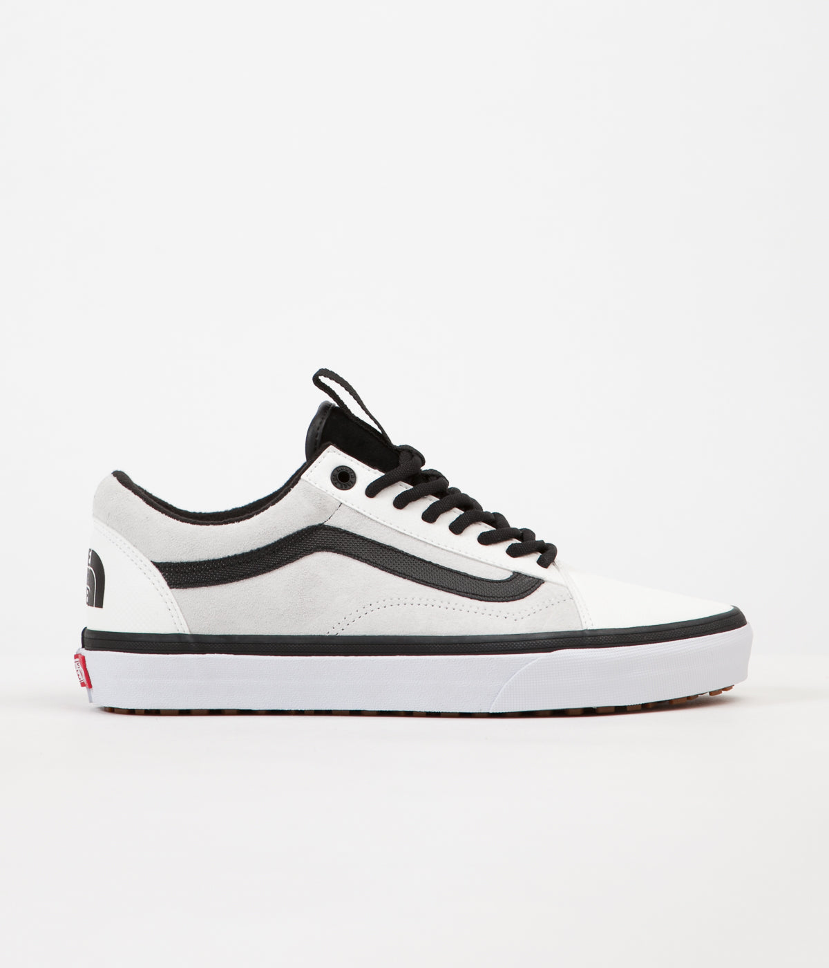 vans x north face shoes white