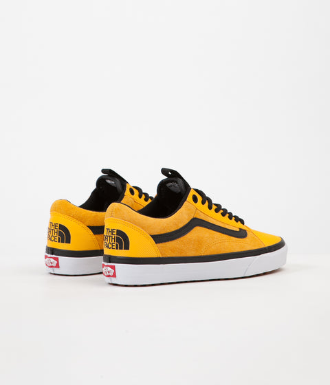 ... Vans X The North Face Old Skool MTE DX Shoes - Yellow   Black ... 5e8d99055