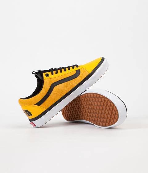 5996e4a114 ... Vans X The North Face Old Skool MTE DX Shoes - Yellow   Black ...