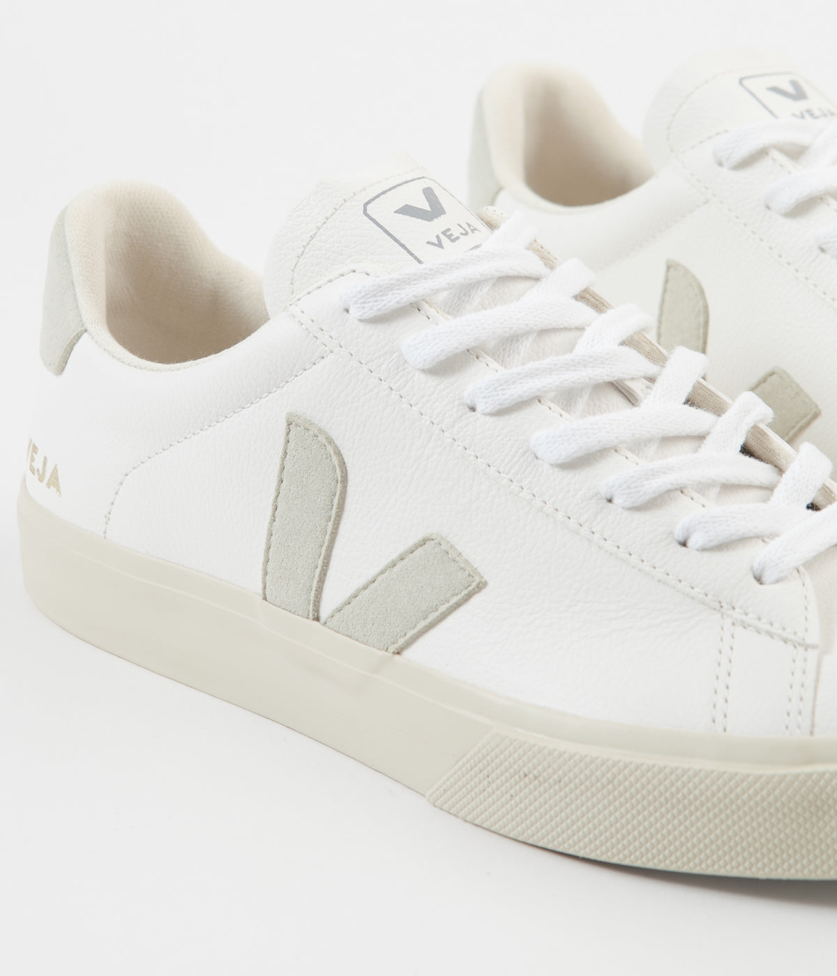 Veja Campo ChromeFree Leather Shoes