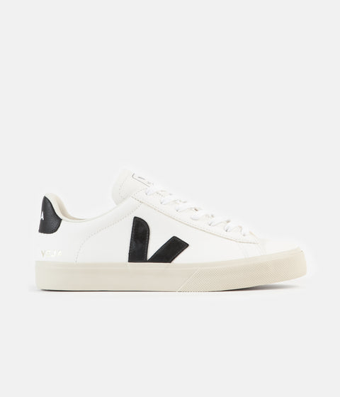 Veja Campo Chromefree Shoes - Extra White / Black