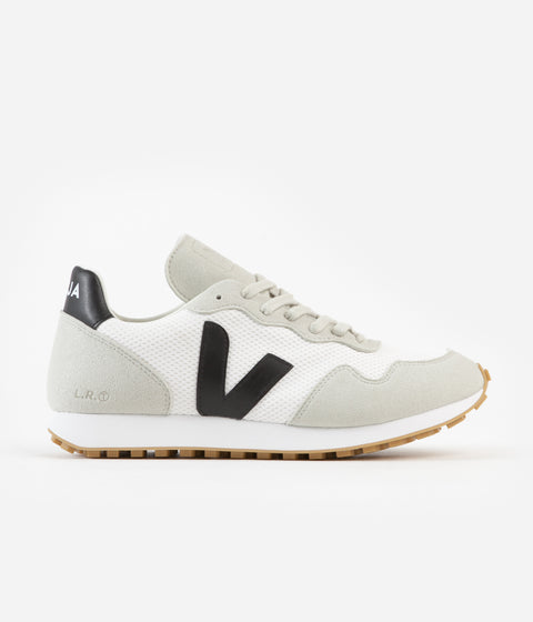 Veja SDU Rec Alveomesh Shoes - White / Black - Natural