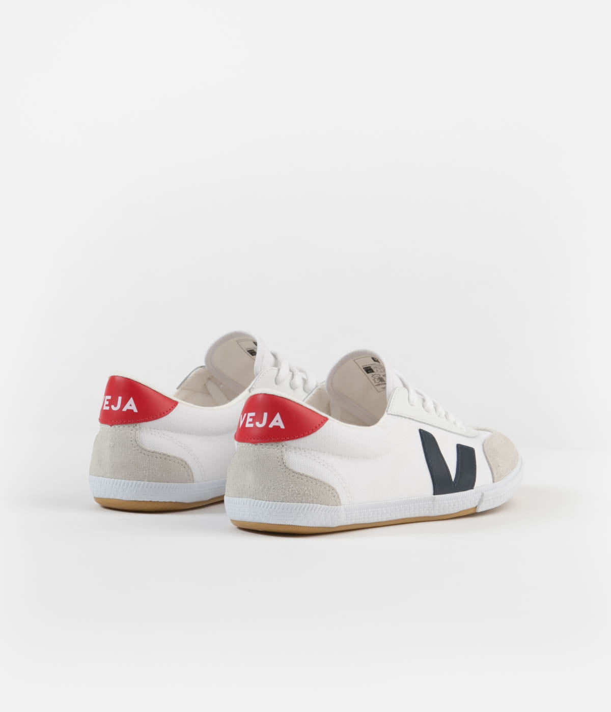 Veja Volley Canvas Shoes - White