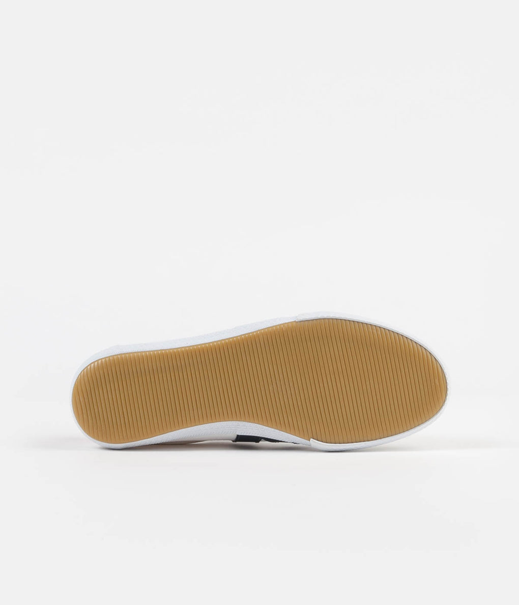 Veja Volley Canvas Shoes - White / Nautico / Pekin